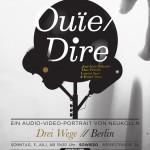 Ouïe/Dire Poster