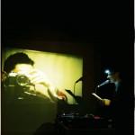 Shawn Hansen performing