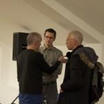 Ernst Karel in conversation