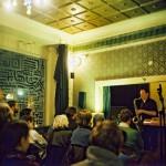 John Butcher plays solo